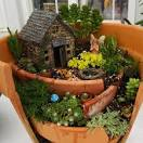 Image result for fairy garden